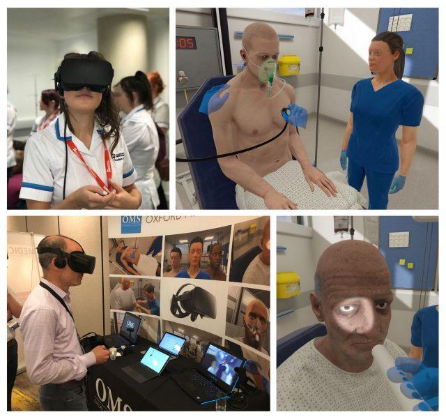 Oxford Medical Simulation